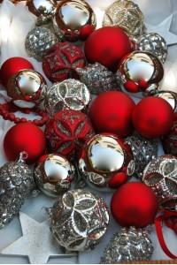Rot - Silber I